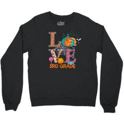 love 3rd grade Crewneck Sweatshirt | Artistshot