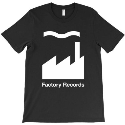 Factory Records T-shirt Designed By Noir Est Conception