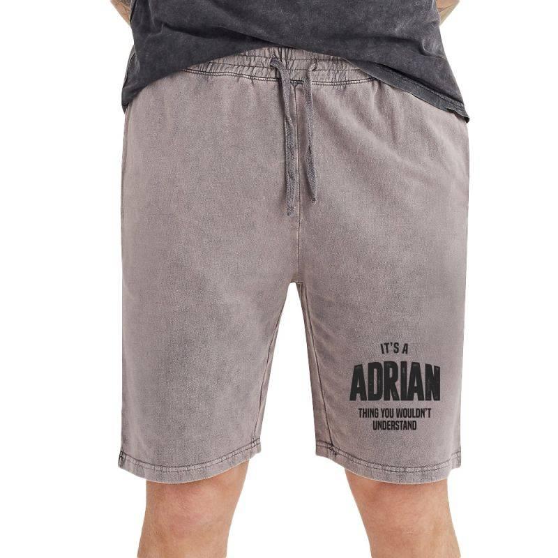 Adrian Vintage Short | Artistshot