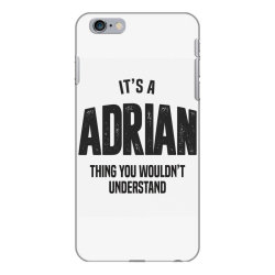Adrian iPhone 6 Plus/6s Plus Case | Artistshot
