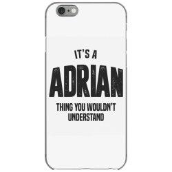 Adrian iPhone 6/6s Case | Artistshot
