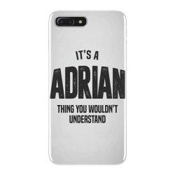 Adrian iPhone 7 Plus Case | Artistshot