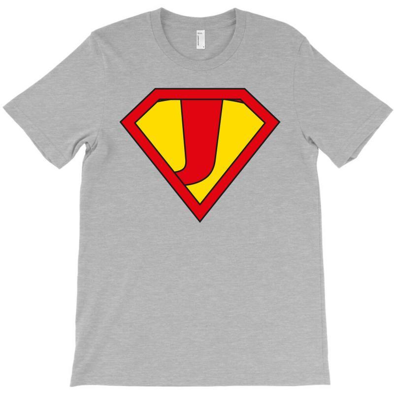 J T-shirt | Artistshot