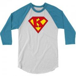 k 3/4 Sleeve Shirt | Artistshot