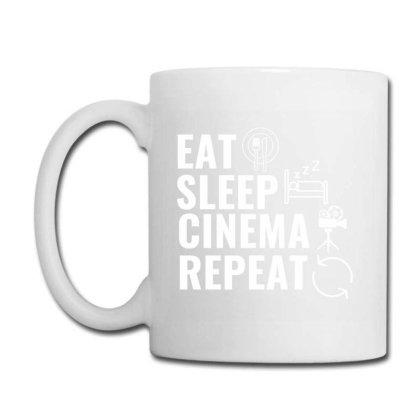 Cinema White Coffee Mug Designed By Perfect Designers