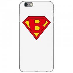 b iPhone 6/6s Case | Artistshot