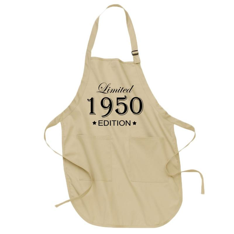 Limited Edition 1950 Full-length Apron | Artistshot