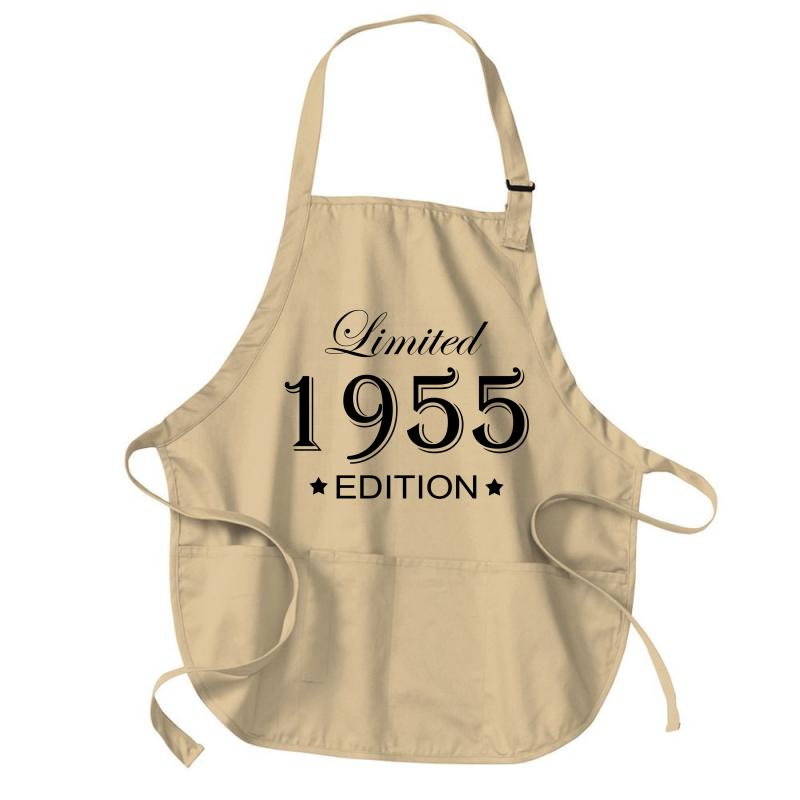 Limited Edition 1955 Medium-length Apron | Artistshot
