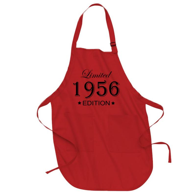 Limited Edition 1956 Full-length Apron | Artistshot