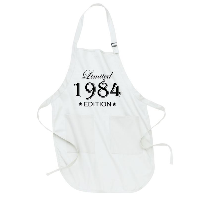 Limited Edition 1984 Full-length Apron | Artistshot