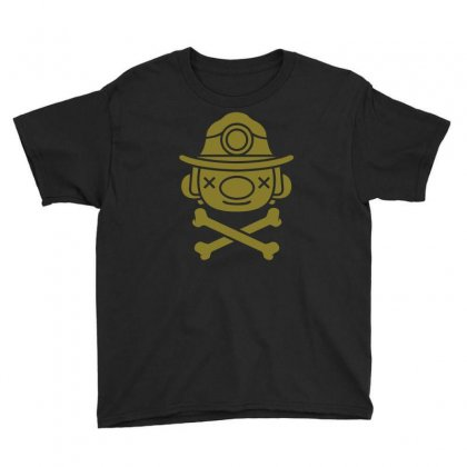 Spelunky   Miner Youth Tee Designed By Mdk Art