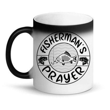 Fisherman's Prayer Magic Mug Designed By Jovanka Tees