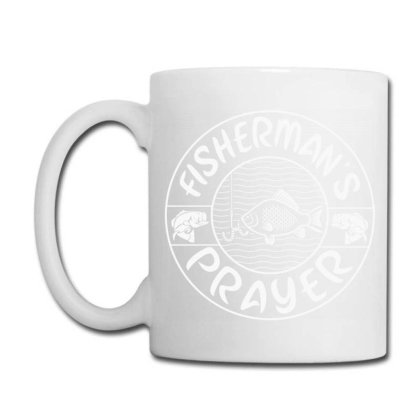 Fisherman's Prayer Coffee Mug Designed By Jovanka Tees