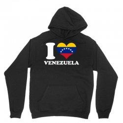 i love venezuela flag with seven stars Unisex Hoodie | Artistshot