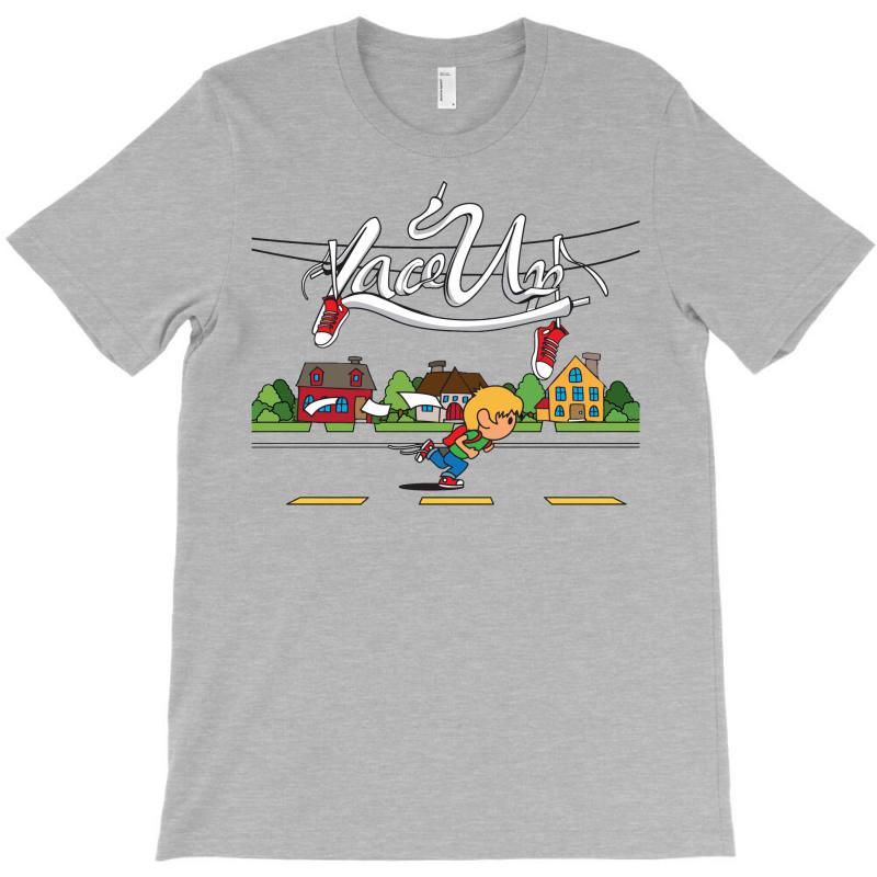 Lace-up T-shirt | Artistshot