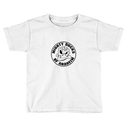 Ice Hockey Toddler T-shirt Designed By Tanjung Bayu