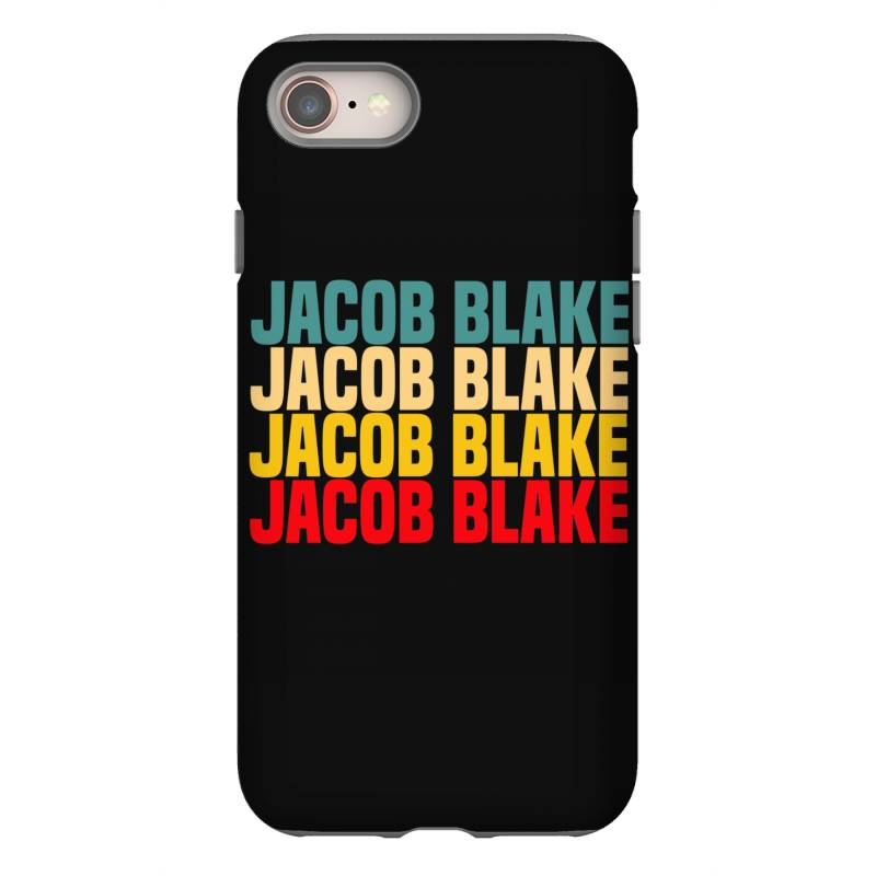 Custom Jacob Blake Iphone 8 Case By Kakashop - Artistshot