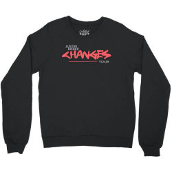 justin bieber   changes Crewneck Sweatshirt   Artistshot