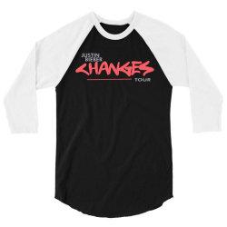 justin bieber   changes 3/4 Sleeve Shirt   Artistshot