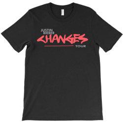 justin bieber   changes T-Shirt   Artistshot