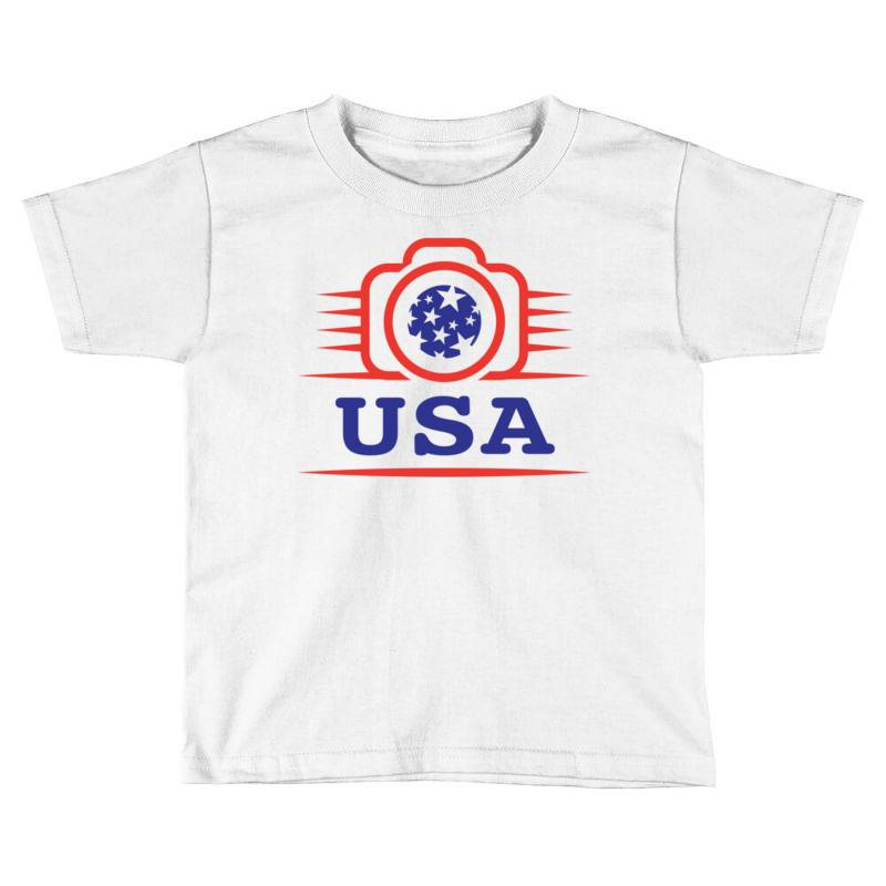 Photographers Of The United States Creative Unique Icon Toddler T-shirt | Artistshot
