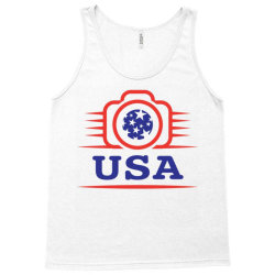 Photographers of the United States creative unique icon Tank Top | Artistshot