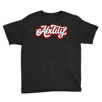 Ability Youth Tee Designed By Lisart
