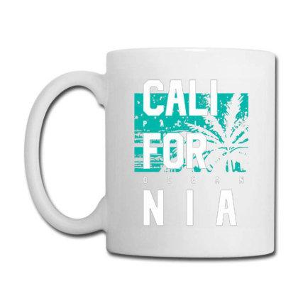 California Pacific Ocean Style Coffee Mug Designed By Lisart