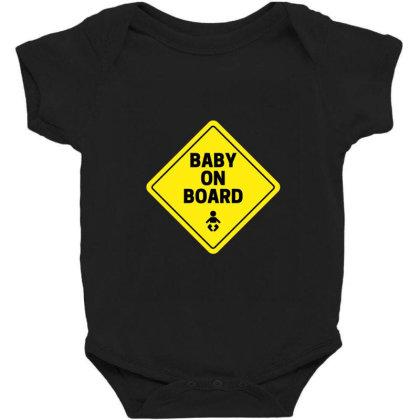 Baby On Board Baby Bodysuit