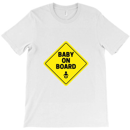 Baby On Board T-shirt Designed By Perfect Designers