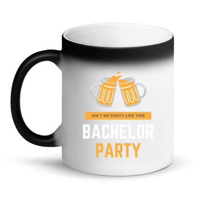 Bachelor Party Magic Mug Designed By Perfect Designers