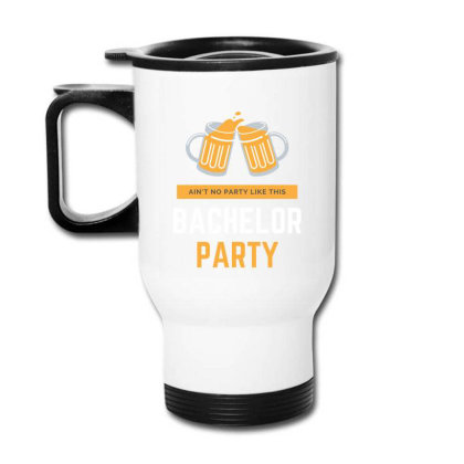 Bachelor Party Travel Mug Designed By Perfect Designers