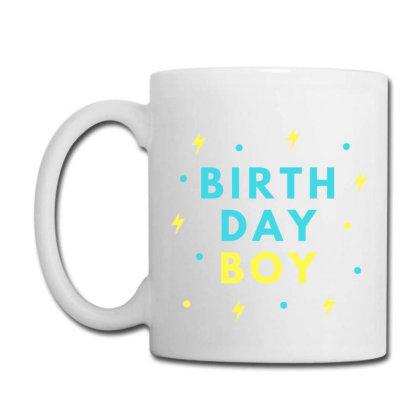 Birthday Boy Colorful Coffee Mug