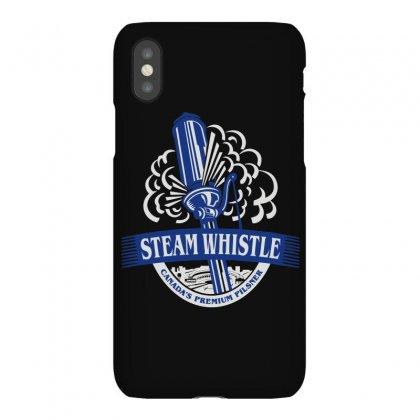 Steam Whistle Iphonex Case Designed By Mdk Art