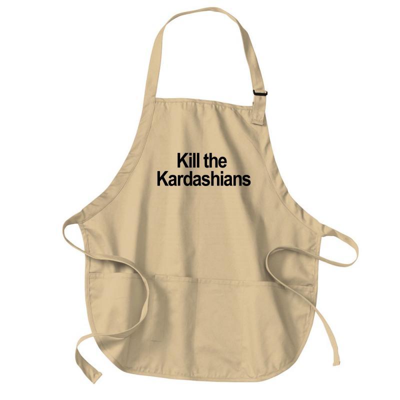 Kill The Kardashians Medium-length Apron | Artistshot