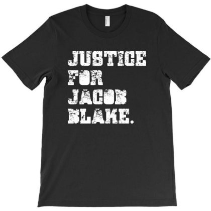 Justice For Jacob Blake T-shirt Designed By Meza Design