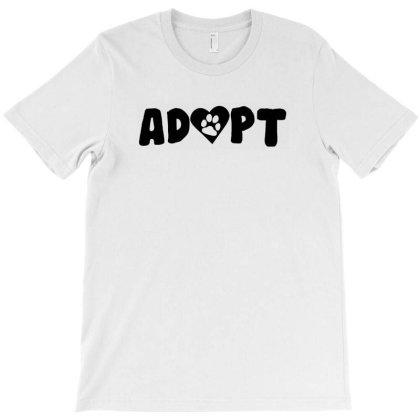 Adopt T-shirt Designed By Meza Design