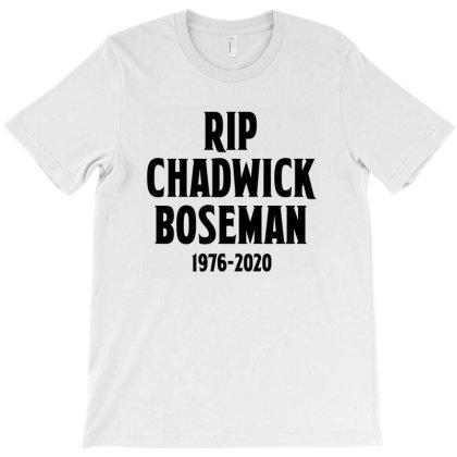 Rip Chadwick Boseman T-shirt Designed By Otak Atik