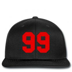 99 brooklyn  Embroidery embroidered hat Snapback | Artistshot
