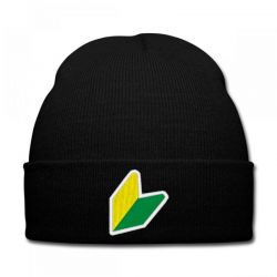 Jdm Logo Embroidered Hat Knit Cap | Artistshot