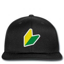 Jdm Logo Embroidered Hat Snapback | Artistshot