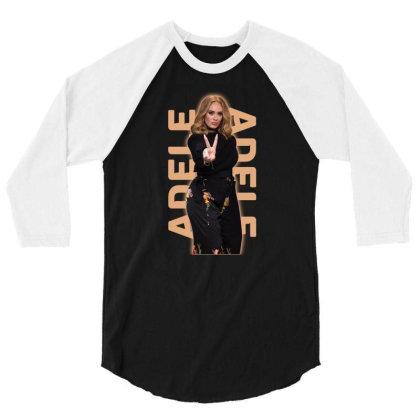 Adele 3/4 Sleeve Shirt Designed By Teofahmi891289