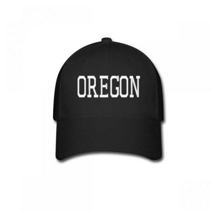 Oregon  Embroidery Embroidered Hat Baseball Cap Designed By Madhatter