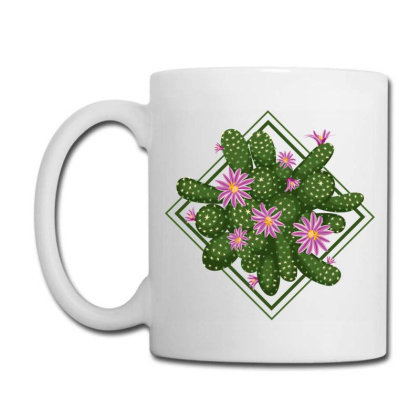Blooming Cactus Coffee Mug Designed By Lents