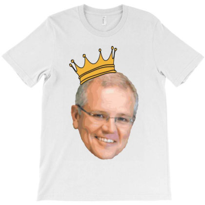 Morrison Handshake Fire T-shirt Designed By Naura Prisillya