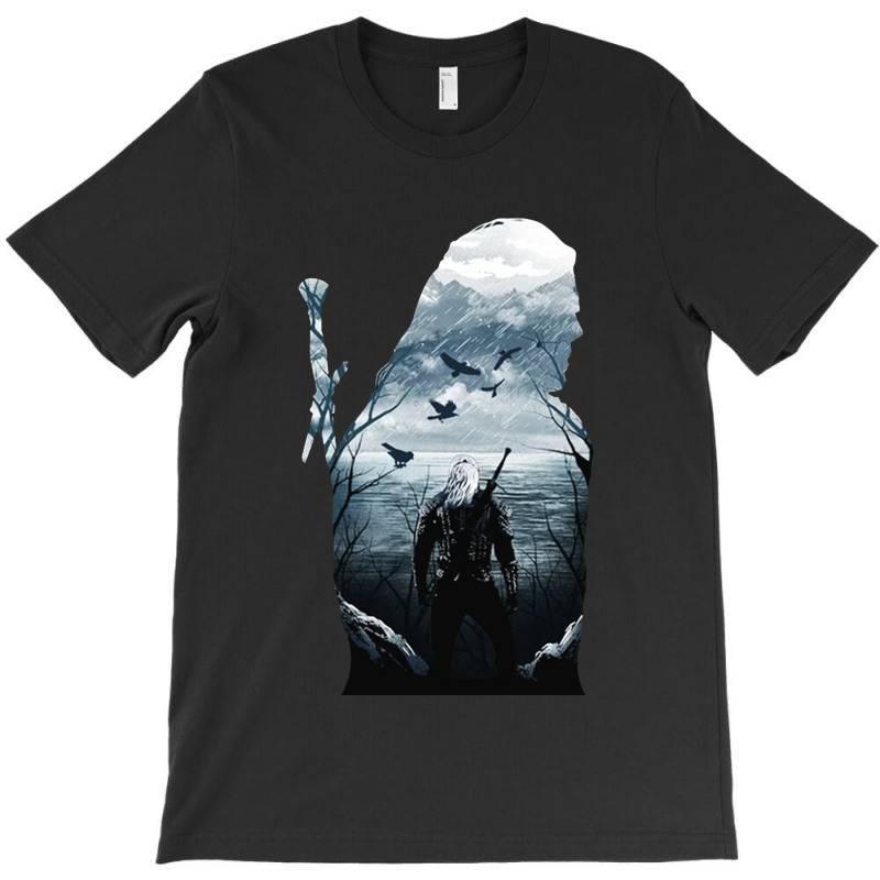 Wild Hunt T-shirt | Artistshot