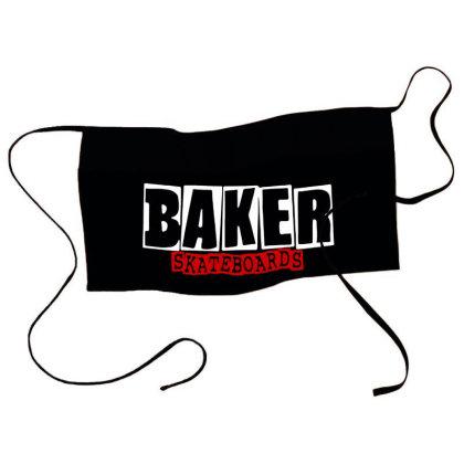 Baker Skateboards Waist Apron Designed By Leona Art