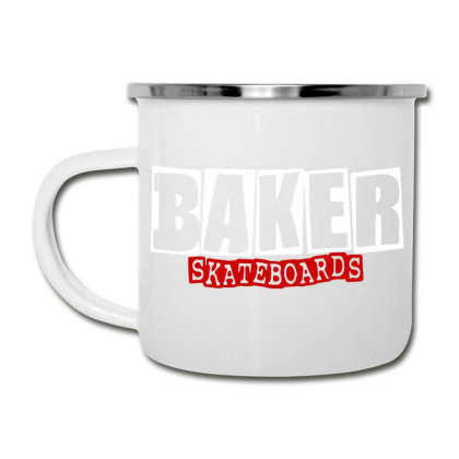 Baker Skateboards Camper Cup Designed By Leona Art