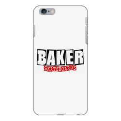 baker skateboards iPhone 6 Plus/6s Plus Case   Artistshot