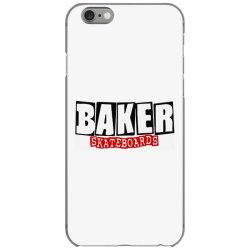 baker skateboards iPhone 6/6s Case   Artistshot